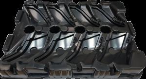 Plateau automobile en ABS chaleur